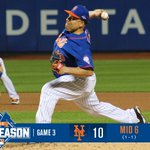 Bartolo comes in and strikes out the side! #Mets #LGM http://t.co/I5O2Lh605e