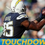 101 touchdowns for @AntonioGates85. @steelers 10 @Chargers 17 #MNF #PITvsSD http://t.co/aiIedlzNEu