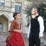 El vestido de la vitalia no es el mismo de la hermana del conde vrolok? #LaPoseida http://t.co/tgp0ReNfhO