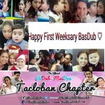 Happy first weeksary BasDub Wiieee Haha @mainedcm @BaebyBaste ang kyuttt!! @officialaldub16 #ALDUBStayWithMe http://t.co/9OjDk9SMg5