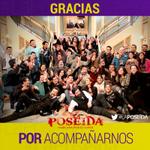 ¡GRACIAS por acompañarnos en este GRAN FINAL de #LaPoseída! Fuimos Trendic Topic gracias a ustedes 👏 HASTA SIEMPRE... http://t.co/J9mpqhTTAN
