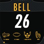 Walk-off touchdown? Yeah, @L_Bell26 Had a Day. #PITvsSD #MNF http://t.co/A3DZ5UTImc