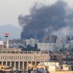 Şamdaki Rusya Büyükelçiliği iki füze ile vuruldu http://t.co/UbzCPzIpIe http://t.co/tYNdz9r8G4