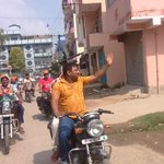 RT @Shobhit_Sujay: #BattleForBihar BJP MLA Prem Kumar's supporters raise slogan -