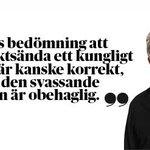 Johan Croneman: Prinsdopet på SVT var hattar, titlar och fjäsk http://t.co/kGti3V9MZg #svpol http://t.co/oOJztpQm1I