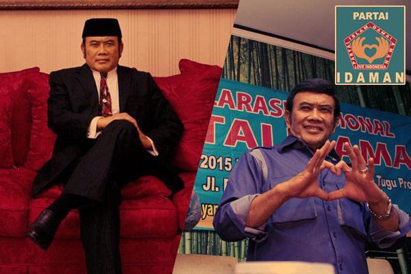 Rencana Deklarasi Partai Idaman #RhomaIrama Jadi Perbincangan Netizen http://t.co/aBRb1NjOcg #Dangdut http://t.co/wzMBEwpmiS