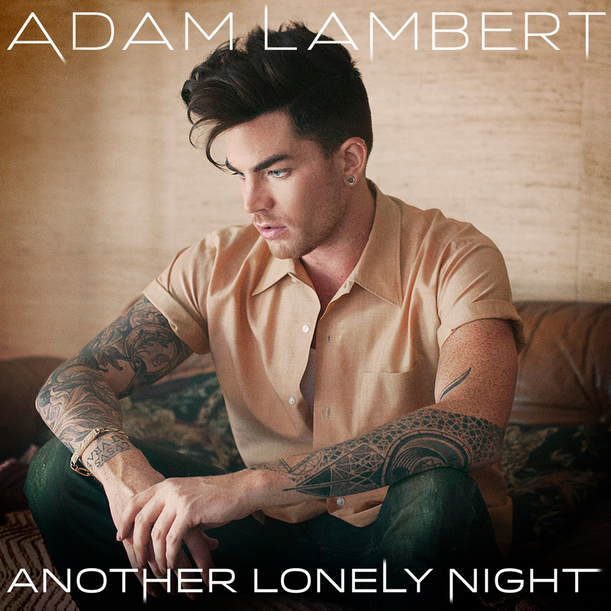 .@AdamLambert​ picks 'Another Lonely Night' as his next single. Listen: http://t.co/eEVdGkHIM7 http://t.co/56jQJ7vf5F