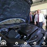 Bakan Işık: İnşallah 2020 yılında #yerliotomobil programı bitecek. Seri üretim için özel sektörle görüşmeler sürüyor. http://t.co/GZzQqDeSpC