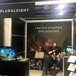 Image of pluralsight from Twitter