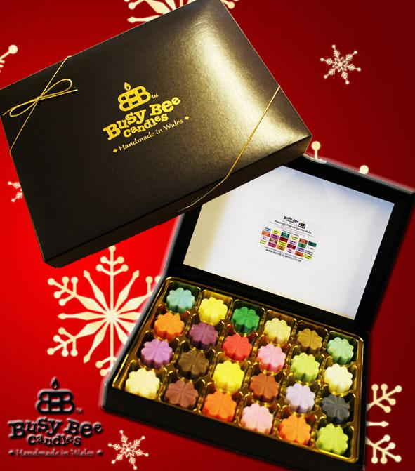 Follow/RT #WIN a @BusyBeeCandles WAX MELTS SELECTION BOX! 24 gorgeous scented Wax Melts!  http://t.co/o0FvZ3ZqKY http://t.co/7hIBSEeGSu