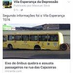 Novo modelo de ônibus em São Luís http://t.co/OFRZpYhme3