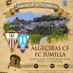 SORTEO | ¡RT al cartel y suerte!  Sorteamos 3 entradas para el @AlgecirasCF - FC Jumilla (domingo 18, 18:00h). http://t.co/JHpA6ZXuOP