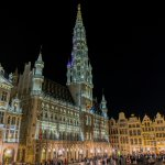 The #Majestic #Grandplace of #Brussels @visitbrussels @BrusselsLife @rbc_bhg http://t.co/EFF2CQXv3d