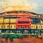 Something in the way she moves, attracts me like no other lover. #Cubs #Wrigley #Chicago http://t.co/VBKhfSPJXK