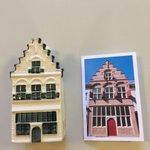 Het 96e KLM-huisje nu al in onze collectie. Het is het Hamelhuis in Gorinchem geworden en is op 7 oktober uitgekomen. http://t.co/GqZEXI1jce