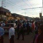 Trancazo de taxistas en Mérida y Ejido http://t.co/eGR16cFpc1
