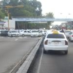 #13O TRANCAZO #Mérida protesta de taxista, en diferentes sectores en la foto distribuidor Mario Charal #CalleYvoto http://t.co/EE8jLnwMvd