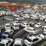 Protesta de taxistas en Mérida (semafoto Pie de El Llano) http://t.co/4Omqo5UpfR