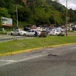 #TrancaenMerida #Merida. Totalmente colapsada, #Taxistas lograron paralizar la ciudad... http://t.co/GHx0qSLC6L