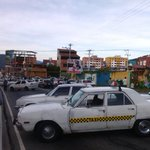 Protesta de taxistas en Mérida contra la inseguridad y falta de respuestos http://t.co/ONeqQquLdl