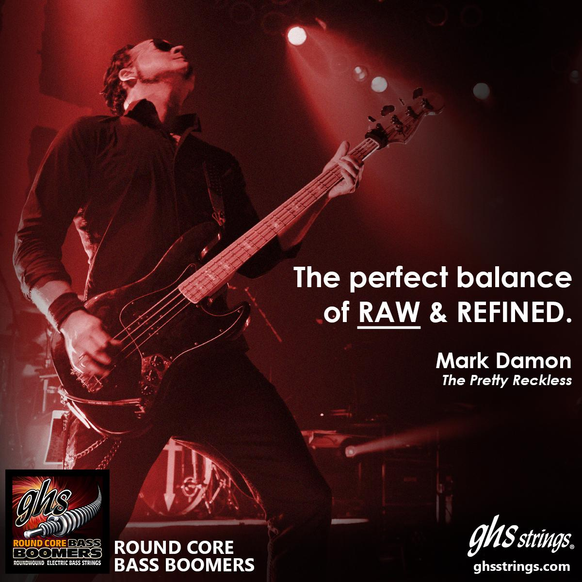 The next in our #ghsartistquotes series is @MarktheGiant from @TPROfficial. Mark's a great guy and killer #bassist! http://t.co/yRhvyUagTs