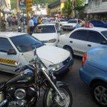 El trancazo de taxistas en Mérida no dejo espacio ni para circulación de motos http://t.co/tI2Sy0KJnG