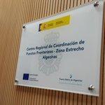 Hoy n el Puerto de #Algeciras inauguramos el Centro Regional de Fronteras n el q la #APBA ha invertido 1/2 millón € http://t.co/NvJKAxxZzs