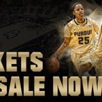 .@BoilerBall & @PurdueWBB mini plans, flex plans, and single-game tickets are now on sale! http://t.co/eMhRivzAVk http://t.co/CoRsc3rVGd