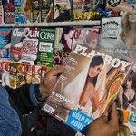 Playboy deixará de publicar mulheres nuas http://t.co/wUhuhc2vc9 http://t.co/U9k5zF4Ily