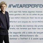 Vamos relembrar o Projeto #WeArePerfect! Hoje é o #WeArePerfectDay2! É durante toda a semana!!!! http://t.co/wfQR2lEhYt