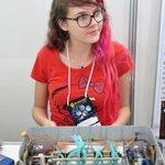 Estudante de informática transforma impressora em vassoura em MT http://t.co/IdD4uFkP3u #G1 http://t.co/DpAirD8uBU