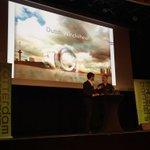 @DuzanDoepel vertelt aanwezige partners @RdamPartners over de Dutch Windweel. Fascinerend icoon vd toekomst! http://t.co/RekAGkvCBx