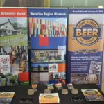 Visit our booth today at German Pioneers Day @CityKitchener City Hall and receive a #BeerTheExhibit beer coaster. http://t.co/R2r0QUYjrS
