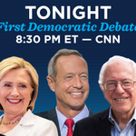 RT if youll be watching the first #DemDebate. #WeAreDemocrats http://t.co/f6B9KLlHea