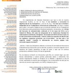 Comunicado para trabajadores  afiliados al @29SNTE @RamiroR_Acevedo @romelpaz1 @setabasco @jcmcmirabal @migbanos http://t.co/EDdoK0k8Ho