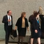Barbara Byrd-Bennett has arrived at Chicagos federal courthouse. http://t.co/2YfAb1SKzg