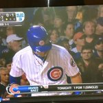 Albini admiring the sharp, dry sound of Javier Baezs bat at the Cubs playoff game http://t.co/3KEbc7o8fd