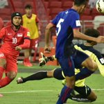 REPORT #Singapore 2 Cambodia 1: Unspectacular victory keeps Lions on track http://t.co/mRZodvyFxa #WCQ2018 http://t.co/TPgjh9zH4g