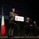 Intervention d@EmmanuelMacron aux @jeco_lyon : de laudace et une vision pour notre économie. #JECO2015 #Lyon http://t.co/anbfLGalNH