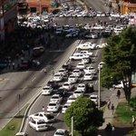 #13oct 10:01 am Así transcurre la mañana en Mérida. Super #TrancaEnMerida Motivo:Inseguridad vía @FreddyVillabona http://t.co/N6ZVgLQ2b5