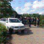 #AlertaTH: Asaltan camioneta de Danone 3 personas armadas a bordo de un Golf http://t.co/vD8OQCE4x5