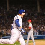 Cubs pummel Cardinals pitching, take 2-1 NLDS lead, writes @MDGonzales: http://t.co/GW5VTDBykp http://t.co/AbFygmQgAf