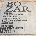 waiting for the #euopendays participants now in the @bozarbrussels for the #regiostars awards ceremony! http://t.co/uVQ20kMx6T