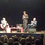 Concert d@EmmanuelMacron au @NinkasiFR à @jeco_lyon #Lyon #LyonVilleEntrepreneuriat http://t.co/DUvb1gJ35L