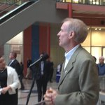 We intend to close and sell ... The James R. Thompson Center #twill http://t.co/jVhMgUTJsU