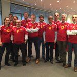 And yes! @INGBelgique and European ING colleagues are ready for #tousensemble #proud2beING #proudsponsor http://t.co/JbUPVTr1fv