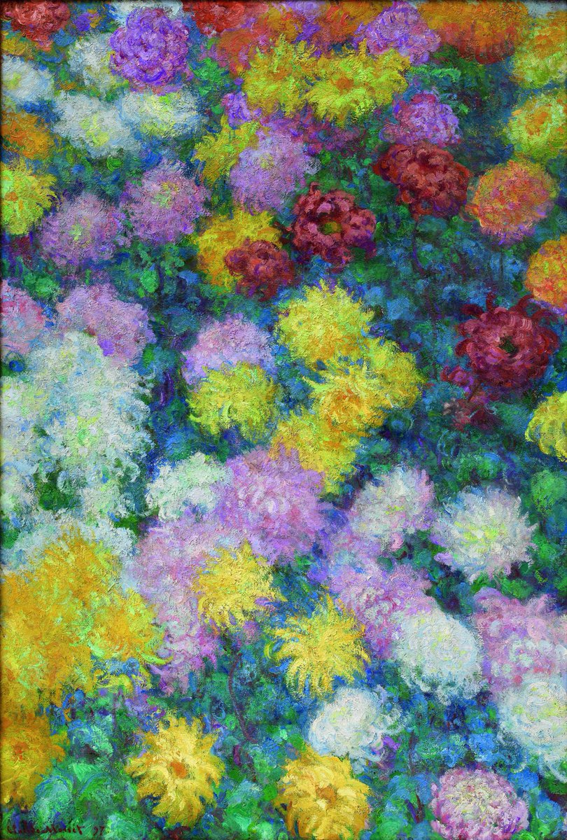 """Painting the Modern Garden: Monet to Matisse"""" is now open! Visit http://t.co/qLEdHzfcgt for information. http://t.co/1CVEuc6nHw"""