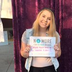 Students at #BoiseState say #NoMore To Domestic Abuse and Sexual Assault. #DVAM2015 #WCABoise #TogetherWeAreStronger http://t.co/mfcgjH4Z4n