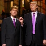 Just In: @realDonaldTrump to host @nbcsnl November 7th. Trump previously hosted SNL on April 3, 2004. http://t.co/UAVgEZTwZF