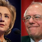 Hillary Clinton and Bernie Sanders to face off in first Democratic debate http://t.co/QqYCKEFOkm http://t.co/ipn90bo85k